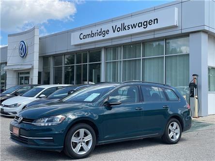 2019 Volkswagen Golf SportWagen 1.8 TSI Comfortline (Stk: P8091) in Cambridge - Image 1 of 26