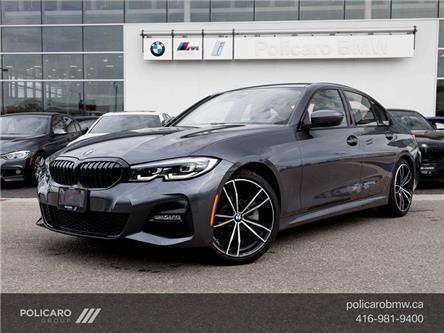 2021 BMW 330i xDrive (Stk: 1B51618) in Brampton - Image 1 of 20