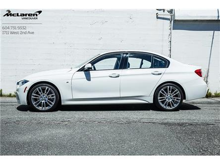 2016 BMW 328i xDrive (Stk: VU0609) in Vancouver - Image 1 of 17