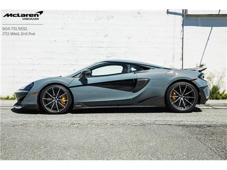 2019 McLaren 600LT Coupe (Stk: MV0343A) in Vancouver - Image 1 of 20