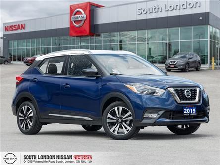 2019 Nissan Kicks SR (Stk: Y21102-1A) in London - Image 1 of 19