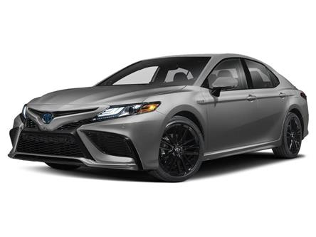 2021 Toyota Camry Hybrid SE (Stk: 21552) in Ancaster - Image 1 of 3