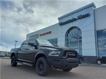 2021 RAM 1500 Classic SLT (Stk: AM093) in Olds - Image 1 of 26