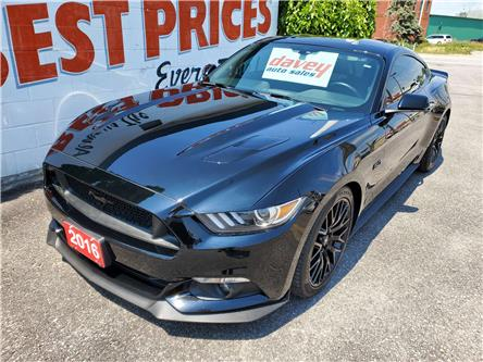 2016 Ford Mustang GT (Stk: 21-297) in Oshawa - Image 1 of 13