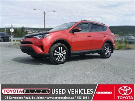 2017 Toyota RAV4 LE (Stk: LP9325) in St. Johns - Image 1 of 15