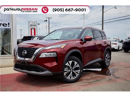 2021 Nissan Rogue SV (Stk: N21360) in Hamilton - Image 1 of 27