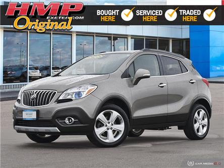 2015 Buick Encore Leather (Stk: 68186) in Exeter - Image 1 of 27