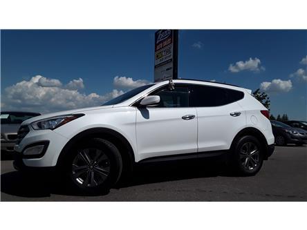 2015 Hyundai Santa Fe Sport 2.0T Premium (Stk: p827) in Brandon - Image 1 of 26