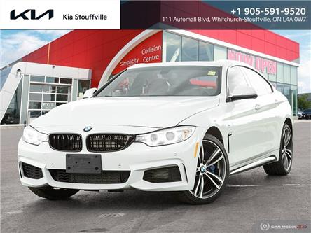 2017 BMW 440i xDrive Gran Coupe (Stk: P0428) in Stouffville - Image 1 of 23