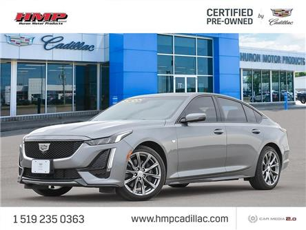 2020 Cadillac CT5 Sport (Stk: 87908) in Exeter - Image 1 of 27