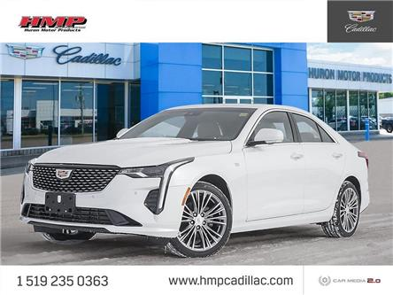 2021 Cadillac CT4 Premium Luxury (Stk: 89665) in Exeter - Image 1 of 27