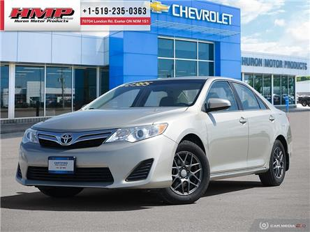 2014 Toyota Camry LE (Stk: 90652) in Exeter - Image 1 of 27