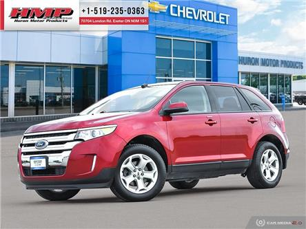 2014 Ford Edge SEL (Stk: 90920) in Exeter - Image 1 of 27