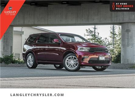 2021 Dodge Durango R/T (Stk: LC0864) in Surrey - Image 1 of 28