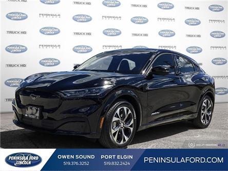 2021 Ford Mustang Mach-E Premium (Stk: 21MU08) in Owen Sound - Image 1 of 25
