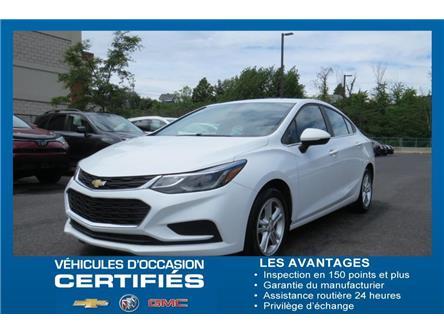 2017 Chevrolet Cruze LT Auto (Stk: U9166) in Sainte-Julie - Image 1 of 20