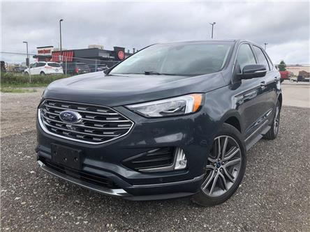 2019 Ford Edge Titanium (Stk: ED21315A) in Barrie - Image 1 of 25