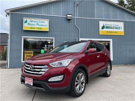 2015 Hyundai Santa Fe Sport SE (Stk: 78977) in Belmont - Image 1 of 28