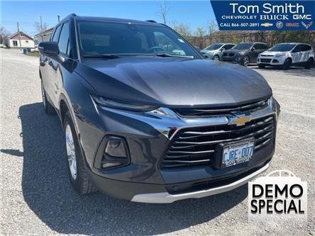 2021 Chevrolet Blazer True North (Stk: 210093) in Midland - Image 1 of 8