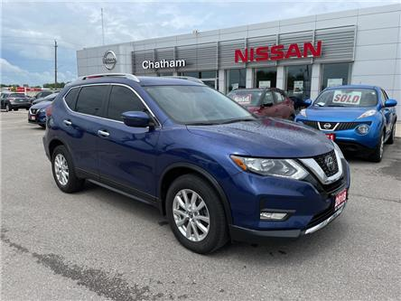2018 Nissan Rogue SV (Stk: M0136A) in Chatham - Image 1 of 19