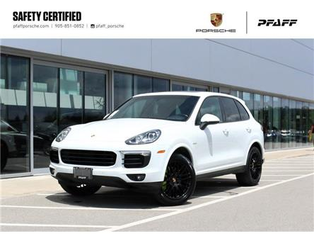2017 Porsche Cayenne S e-Hybrid Platinum Edition (Stk: P16964A) in Vaughan - Image 1 of 30