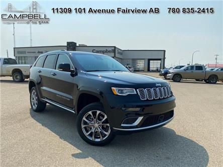 2019 Jeep Grand Cherokee Summit (Stk: 10718B) in Fairview - Image 1 of 18