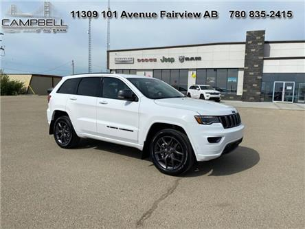 2021 Jeep Grand Cherokee Limited (Stk: 10767) in Fairview - Image 1 of 16