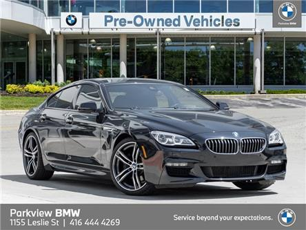 2018 BMW 640i xDrive Gran Coupe (Stk: 12503A) in Toronto - Image 1 of 26