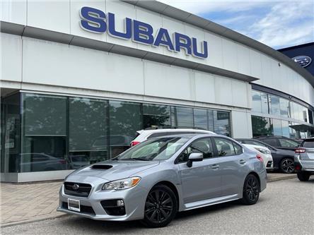 2017 Subaru WRX Sport (Stk: P4958) in Mississauga - Image 1 of 18