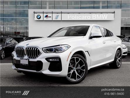 2021 BMW X6 xDrive40i (Stk: 1G21567) in Brampton - Image 1 of 21