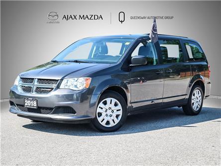 2018 Dodge Grand Caravan CVP/SXT (Stk: P5839) in Ajax - Image 1 of 24