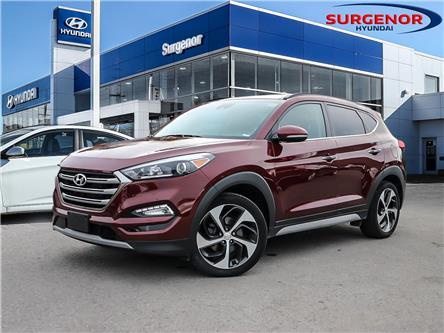 2017 Hyundai Tucson  (Stk: P41101) in Ottawa - Image 1 of 27