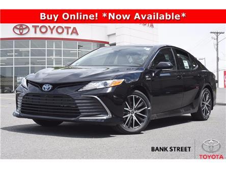 2021 Toyota Camry Hybrid XLE (Stk: 19-29351) in Ottawa - Image 1 of 25