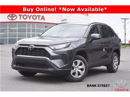 2021 Toyota RAV4 LE (Stk: 19-28895) in Ottawa - Image 1 of 23