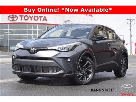 2021 Toyota C-HR Limited (Stk: 19-28881) in Ottawa - Image 1 of 24