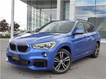 2018 BMW X1 xDrive28i (Stk: P9955) in Gloucester - Image 1 of 26