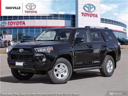 2021 Toyota 4Runner Base (Stk: 21670) in Oakville - Image 1 of 22
