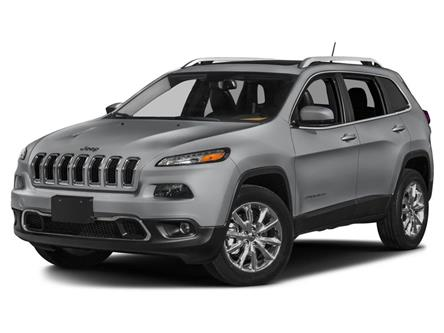2018 Jeep Cherokee Limited (Stk: 1341) in Mississauga - Image 1 of 10