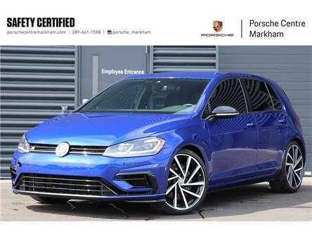 2018 Volkswagen Golf R 2.0 TSI (Stk: PU0098) in Markham - Image 1 of 23