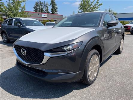 2021 Mazda CX-30 GS (Stk: 259277) in Surrey - Image 1 of 5
