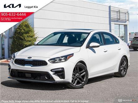 2021 Kia Forte EX Premium (Stk: 147-21) in Burlington - Image 1 of 22