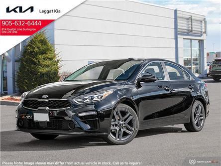 2021 Kia Forte EX Premium (Stk: 222-21) in Burlington - Image 1 of 23