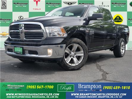 2019 RAM 1500 Classic SLT (Stk: 21374A) in Mississauga - Image 1 of 22