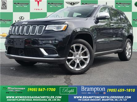 2019 Jeep Grand Cherokee Summit (Stk: 1574) in Mississauga - Image 1 of 28