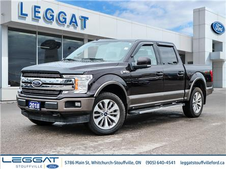 2018 Ford F-150  (Stk: 21E1019A) in Stouffville - Image 1 of 29