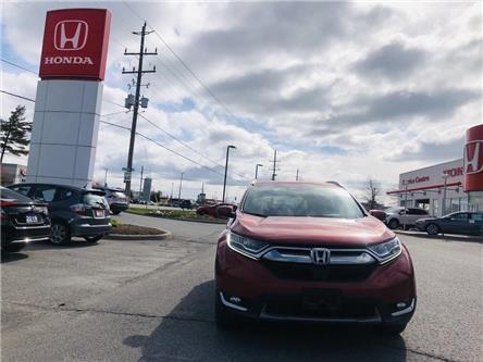 2018 Honda CR-V Touring (Stk: 21P062) in Kingston - Image 1 of 13