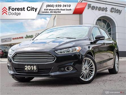 2016 Ford Fusion SE (Stk: 21-R031B) in London - Image 1 of 32