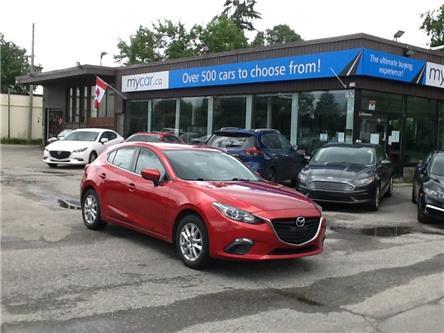 2015 Mazda Mazda3 Sport GS (Stk: 210587) in North Bay - Image 1 of 21
