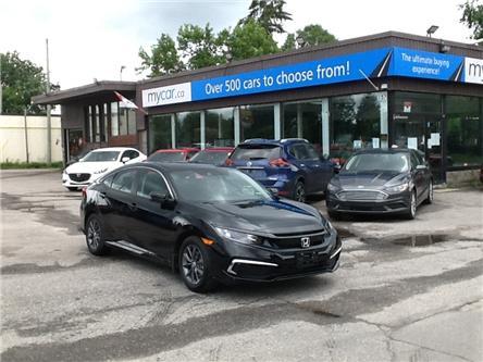 2021 Honda Civic EX (Stk: 210571) in Ottawa - Image 1 of 22