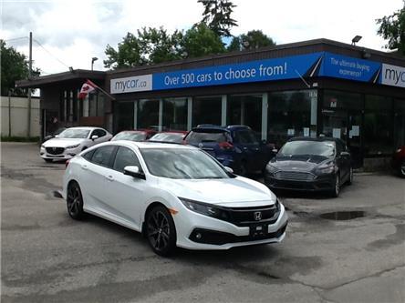 2021 Honda Civic Sport (Stk: 210578) in North Bay - Image 1 of 22